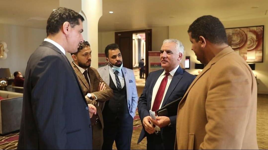 المشاركين في اجتماع طنجة يعبرون عن شكرهم للمغرب ملكًا وحكومةً وشعبًا