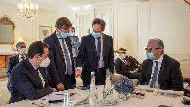 باشاغا يبحث في باريس نظم مراقبة المدن مع مؤسسات أمنية فرنسية