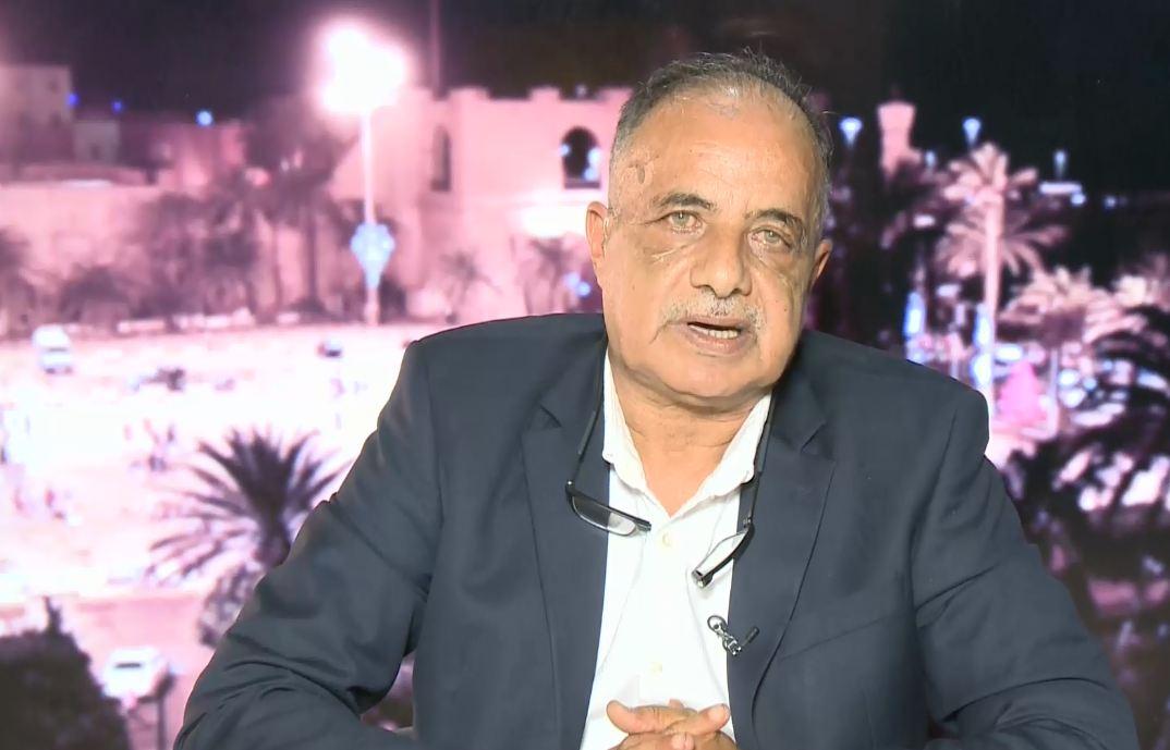 رئيس اللجنة الأولمبية الدكتور جمال الزروق