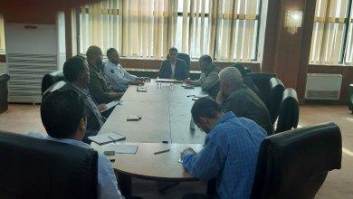 بلدية سرت: اجتماع لبحث الترتيبات لاستظافة اجتماع لجنة 5+5