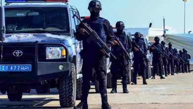 تكثيف الدوريات الأمنية داخل أحياء العاصمة طرابلس