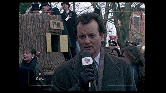 فيلم Groundhog Day - الوقت