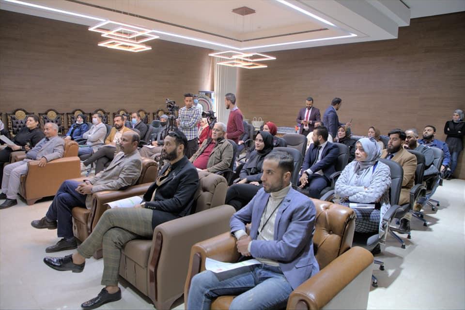 اختتام أسبوع ريادة الأعمال في بنغازي