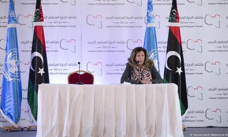 ستيفاني وليامز المبعوثة الأممية بالإنابة للدعم في ليبيا
