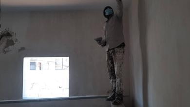 بلدية أبوسليم تعلن استمرار صيانة المركز الصحي بالهضبة