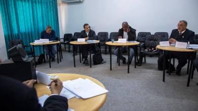 الهلال الأحمر الليبي يبحث تطوير نطامه الأساسي
