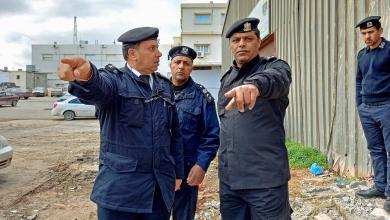 مدير أمن البيضاء يطّلع على جاهزية الأجهزة الأمنية