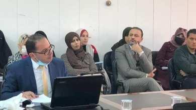 مناقشة أول رسالة ماجستير عن بعد في تاريخ جامعة بنغازي