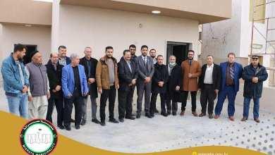 """مصراتة.. افتتاح المبنى الجديد للسجل المدني فرع """"الزروق"""""""