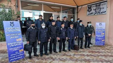 ملتقى أمني في الخمس لمديريات أمن المنطقة الوسطى من مصراتة إلى القره بوللي