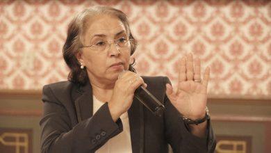 الدكتورة أم العز الفارسي عضوة الحوار السياسي الليبي -لجنة الـ 75