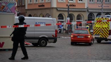 """الشرطة الألمانية تحاصر مسرح الجريمة في مدينة """"ترير"""" غرب البلاد"""