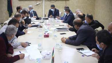 طرابلس.. اجتماع موسع بين الشركة العامة للكهرباء والشركة الليبية للحديد والصلب