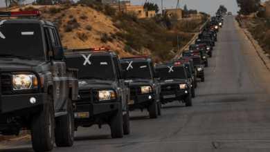 قوة أمنية تنطلق من طرابلس إلى ترهونة بعد تنامي المظاهرات الانتقامية