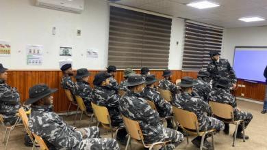 داخلية الوفاق.. دورة تدريبية ثالثة للقوات الخاصة الأمنية
