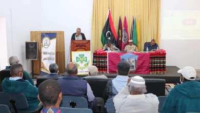 غدامس تحتفل ذكرى تأسيس الحركة الكشفية في ليبيا