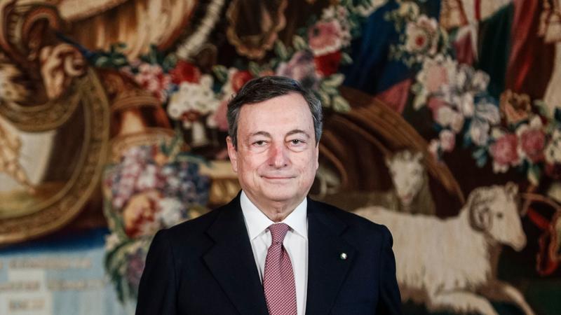رئيس وزراء إيطاليا يعرض برنامجه لكسب ثقة الشيوخ 4