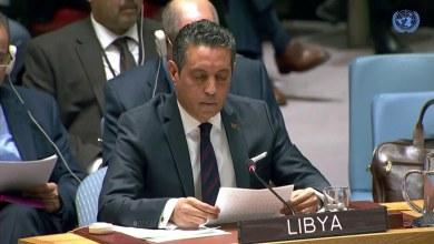مندوب ليبيا لدى الأمم المتحدة، طاهر السني
