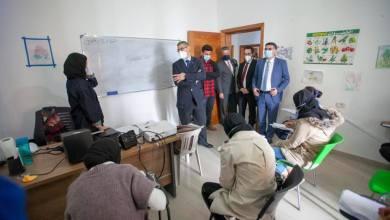 اليونسيف تواصل مهامها التوعوية للأطفال في ليبيا