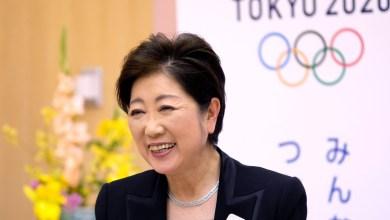"""""""يوريكو كويكي"""" حاكمة طوكيو"""
