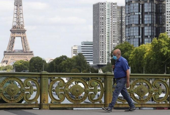 تزايد حالات الإصابة بفيروس كورونا في فرنسا