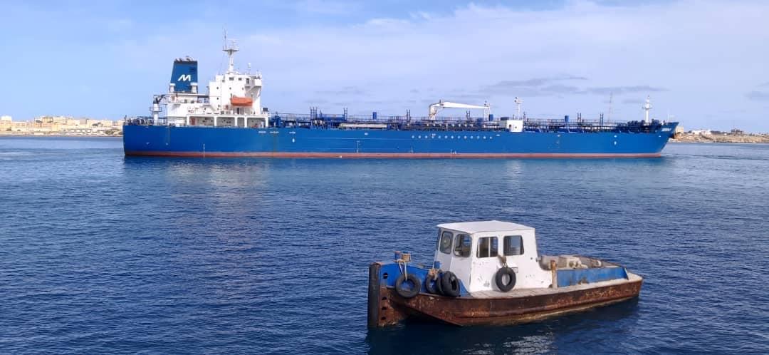 23 ين إلى ميناء طرابلس