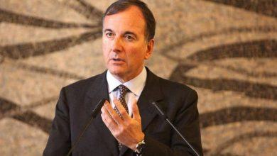 """قال وزير الخارجية الإيطالي السابق""""فرانكو فراتيني"""""""