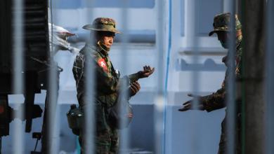 """انقلاب عسكري في ميانمار واعتقالات طالت """"أونغ سان سوتشي"""""""