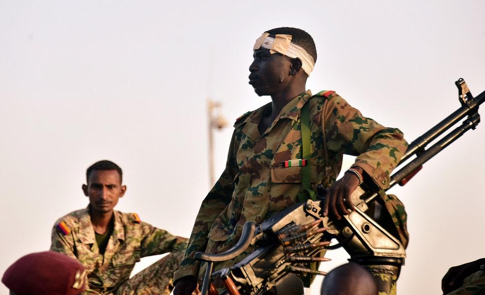 الجيش السوداني يُفشل عملية تهريب أسلحة إلى إثيوبيا 4