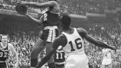 """""""إلغين بايلور"""".. أسطورة لوس أنغلوس ليكرز لكرة السلة"""