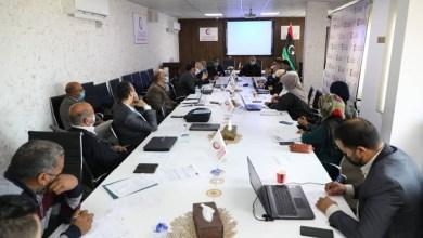 فرع المركز الوطني لمكافحة الأمراض سوق الجمعة يحتضن اجتماع اللجنة التسييرية لحملة التطعيمات ضد كورونا
