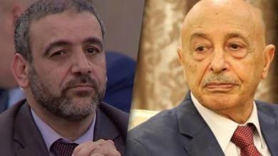 المشري في رسالة للمستشار عقيلة صالح مطالباً بالشراكة في تعديل دستوري