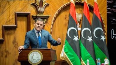 عبدالحميد الدبيبة - رئيس حكومة الوحدة الوطنية الليبية