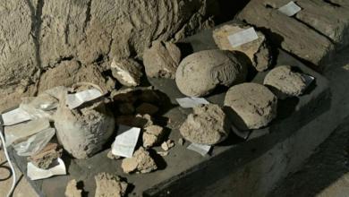 """مصر تعرض اكتشافها الأثري الجديد """"المدينة الذهبية المفقودة"""" اليوم"""