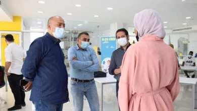 عميد بلدية طرابلس المركز يتعرف على مشروع فرنسي في العاصمة طرابلس للحوكمة الإلكترونية