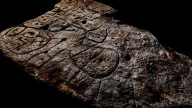 اكتشاف أقدم خريطة أثرية في أوروبا