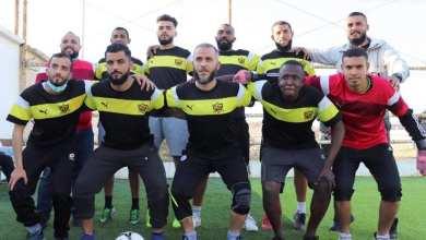 اتحاد الشرطة الرياضي ينشط دورياً لكرة القدم الخماسية لمصلحة أمن المرافق والمنشآت