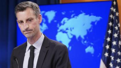 نيد برايس،المتحدث باسم وزارة الخارجية الأميركية: أميركا تدرس فظائع ارتكبتها القوات الأثيوبية في تيغراي