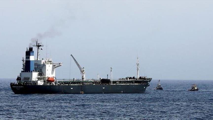سفينة شحن إيرانية تتعرض لهجوم في عرض البحر الأحمر