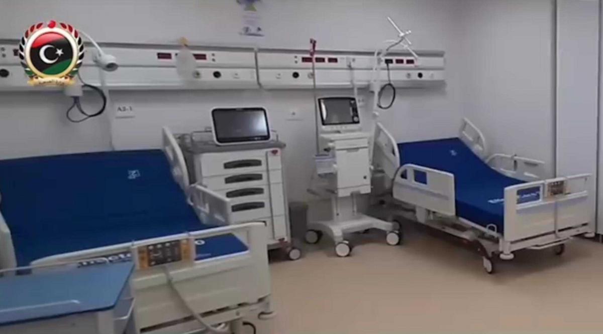 وزارة الصحة تفتتح مركزاً للعزل الصحي في مصراته 4