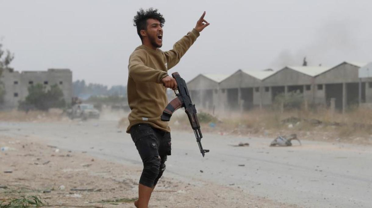 الشباب وقود الحرب في ليبيا يناير 2020