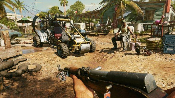 لعبة Far Cry 6