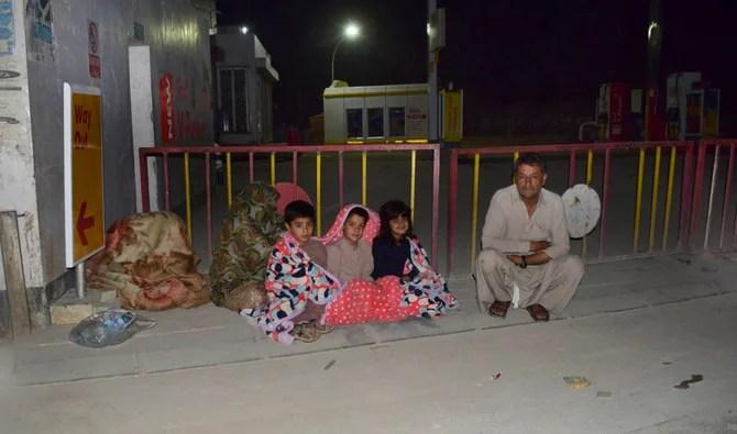 زلزال ضرب جنوب باكستان