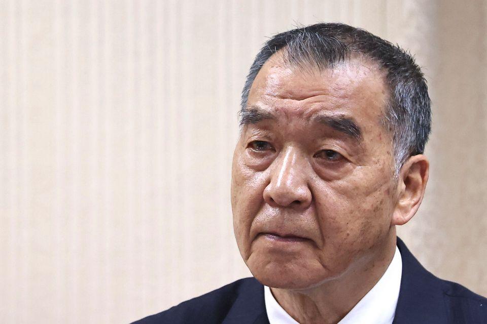 وزير الدفاع التايواني