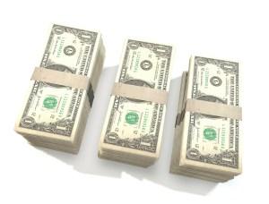 bundles of dollars merchandise