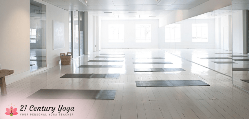 Yoga – 3 tips on choosing the right studio