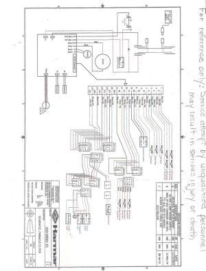 Pinnacle Stairlift Schematic CSPCB Harmar 001 – JPG – 21st