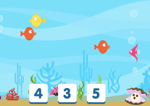 Counting Fish ABCYA Game