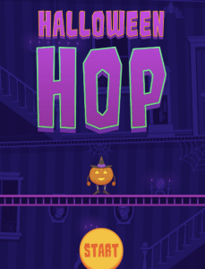 Halloween Hop Game ABCYA Game