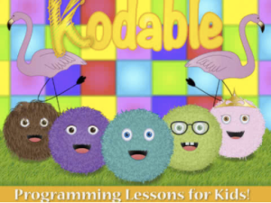 Kodable Hour of Code Game